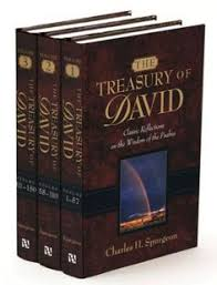The Treasury Of David 3 Volumes