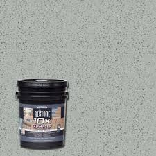 Rust Oleum Decorative Concrete Coating Applicator by Exterior Stains At The Home Depot