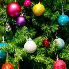 Christmas Tree Name Baubles by Aliexpress Com Buy 24pcs Round Christmas Balls Xmas Tree Baubles