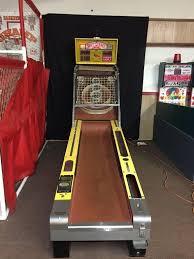 Vintage Skeeball Arcade Machine