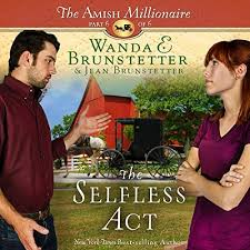 The Selfless Act Audiobook Cover Art