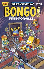 FCBD18 S Bongo The Simpsons