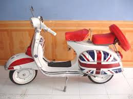 Messi Classic Motorcycles Vespa Classic Scooters