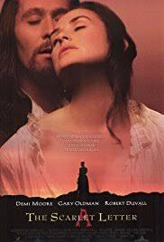 The Scarlet Letter 1995 IMDb