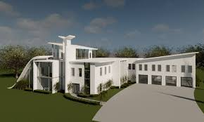 100 Richard Meier Homes Inspired HouseAutodesk Online Gallery