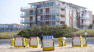 strandpalais duhnen in cuxhaven ferienwohnung duhnen