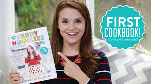 Nerdy Nummies Pumpkin Carving by Nerdy Nummies Cookbook Announcement Youtube