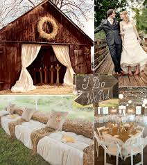 Rustic Outdoor Wedding Reception Ideas Decorations Barn Ideas001