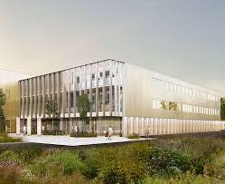 salle d arts et loisirs à tergnier architectoni