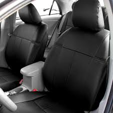 100 Custom Seat Covers For Trucks Toyota Corolla Leatherette Front FH Group