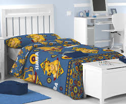 könig der löwen einzelbett bettwäsche kissenbezug set blau
