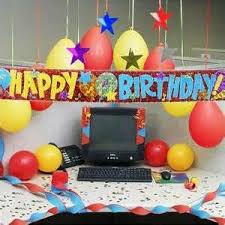 17 best ideas about office birthday decorations on pinterest