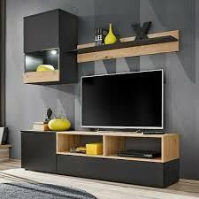 wohnwand cooper wohnzimmer set wohnzimmer möbel modern