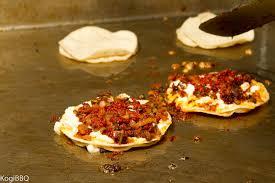 100 Koji Truck Viva Mexico Kogi BBQ Taco Catering