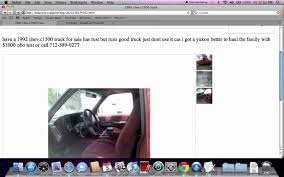Sioux City Craigslist Cars By Owner - How To Troubleshooting ... Craigslist Cleveland Cars And Trucks By Owner Tokeklabouyorg Car How Not To Buy A On Craigslist Hagerty Articles Dallas Tx Cars Trucks For Sale Owner Best New Chevy Used Car Dealer In Ankeny Ia Karl Chevrolet Sf Bay Area Carsiteco Iowa Search All Cities Vans Haims Motors Ford Dodge Jeep Ram Chrysler Serving Des Moines 21 Bethlehem Dealership Allentown Easton Jackson And By Janda