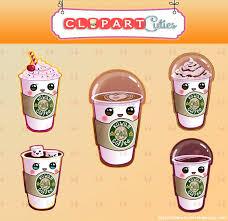 Drink Clipart Kawaii