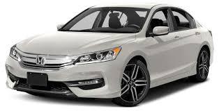 2017 Honda Accord Sport SE 4dr Sedan