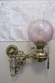 Ebay Antique Lamps Vintage by Antique Harvard Student Brass Oil Lamp Antiques Pinterest