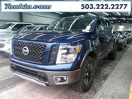100 Nissan Titan Truck PreOwned 2017 4WD Truck In Portland PW16563 Ron