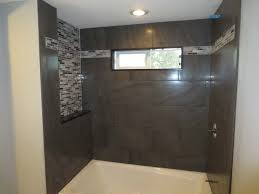 Tiling A Bathtub Lip by Articles With Install Tile Around Bathtub Shower Tag Outstanding