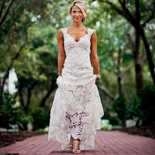 Rustic Lace Wedding Dress Naf Dresses