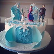 eiskönigin frozen torte kindergeburtstag besondere