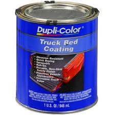 Rustoleum Bed Liner Colors by Rust Oleum Auto Truck Bed Coating Gallon