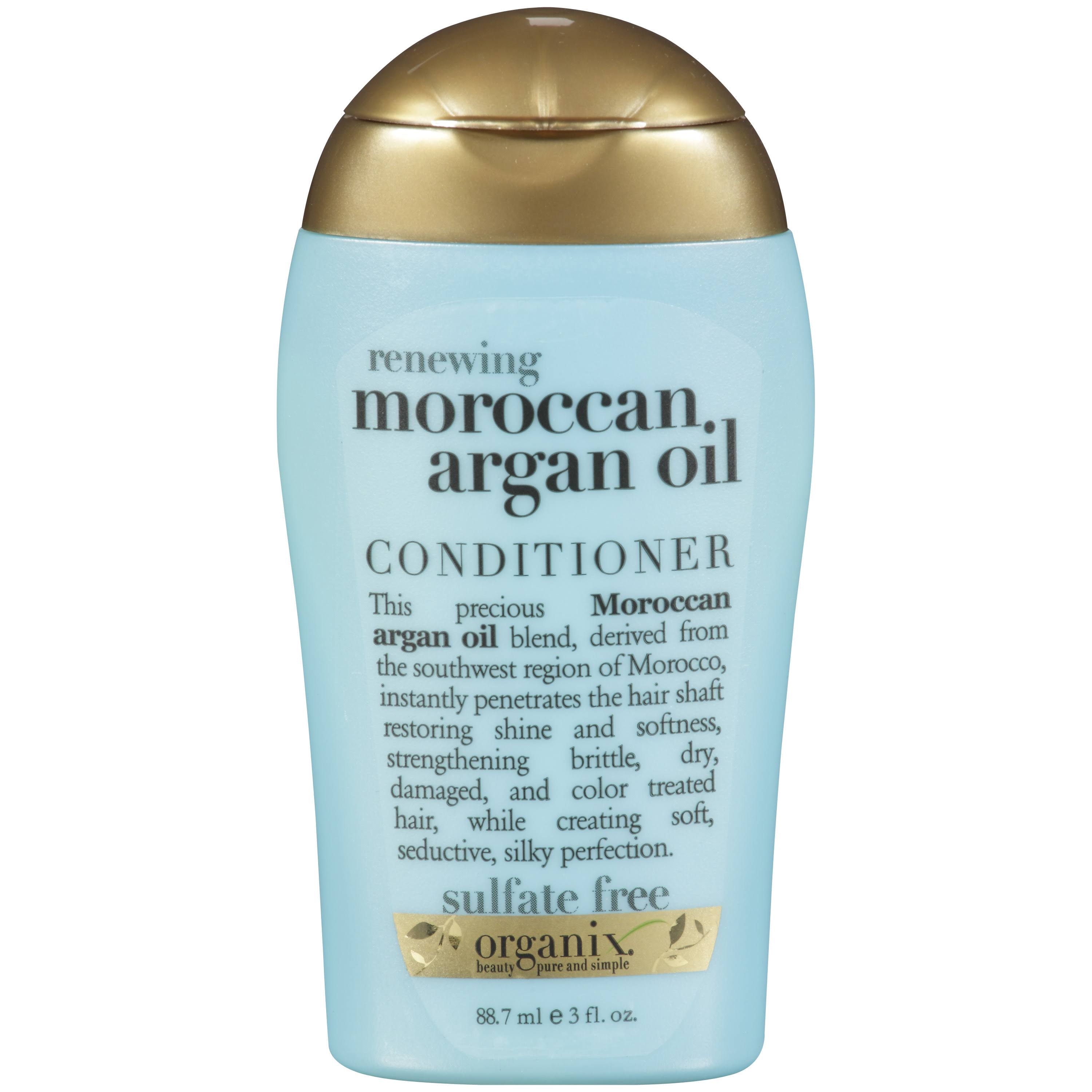 Ogx Organix Conditioner - 887ml, Moroccan Argan Oil