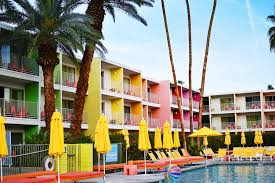 100 Sagauro Palm Springs The Saguaro Hotel Sassy Red Lipstick A Body Positive