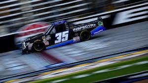 100 Jayski Trucks 2018 NASCAR Camping World Truck Series Paint Schemes Team 35