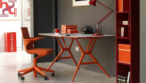 bureau kartell kartell kartell spoon table workbrands