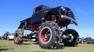100 Badass Mud Trucks Chevrolet Pickup Turned Into 100000 Mega Truck
