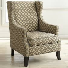 alec gray trellis wing chair pier 1 imports