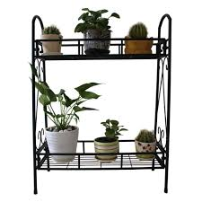 Patio Plant Stands Wheels by 17 Patio Plant Stands Wheels Deluxe Wine And Flower Cart