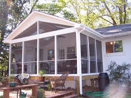 Screened Porch Decorating Ideas Pictures by Privacy Ideas For Screened Porch Best Ideas For Screened In