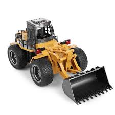 100 Remote Trucks Metal Bulldozer Charging RTR Control