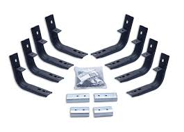 100 Big Country Truck Accessories 392695 WIDESIDER Brackets