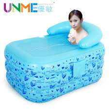 Inflatable Bathtub For Adults by Thickening Inflatable Bathtub Thermal Folding Bathtub
