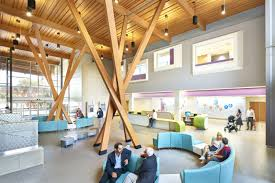100 Cei Architecture Planning Interiors BC Childrens Hospital BC Womens Hospital Health Centre Teck