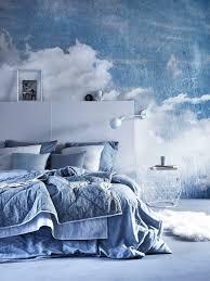 gravityhome blaue schlafzimmerideen grau blau