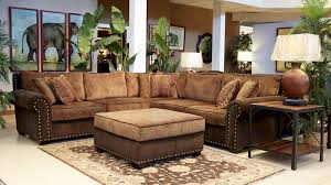 Brown Couch Living Room by Living Room Collections Gallery Furniture