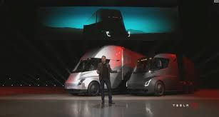 Tesla Getting Into The Big Rig Business With Electric Semi-Truck ... Tesla Unveils Electric Semitruck Cbs Philly Semi Watch The Electric Truck Burn Rubber By Car Magazine Nikola Unveils Hydrogen Fuel Cell Semitruck Preorders Teslas Trucks Are Priced To Compete At 1500 The Sues Over Patent Fringement For A Fullyelectric Truck Zip Xpress West Crunching Numbers On Inc Nasdaqtsla Simple Interior 3d Model Cgstudio How Its Works Custom Cummins Semi Before Autoblog Gets Orders From Walmart And Jb Hunt