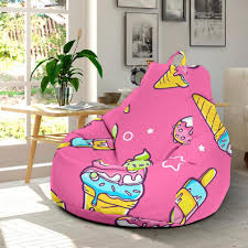 Pink Ice Cream Cone Pattern Print Bean Bag Chair – Grizzshop Museum Of Ice Cream In San Francisco Sf Day 2 Wilson Dorset Home Facebook Theres A Czyinstagrammable Food Festival In Singapore Portrait Of African American Father Giving Ice Cream To Ice Cream Bean Bag Toss Party Party Daughter Having Fun With While Cupcake Delight Allover Print Chair Cover Da Best Recommended Chairs For Kids We Want Science Instock Lei Squishy Emoji Strawberry Fruit Cup Pattern Design 02 Bowl Sour Sauce Mayonnaise