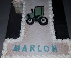 traktor torte bäckerei konditorei bayer