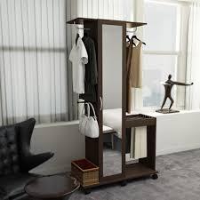 japanischen kreative mode einfache kleiderschrank kleine wohnung bodenlangen spiegel dressing spiegel ikea drehbare schließfächer