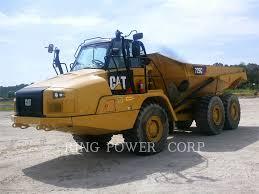 Caterpillar 725C2 - Articulated Dump Trucks (ADTs) - Construction ...