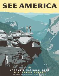 See America Yosemite National Park