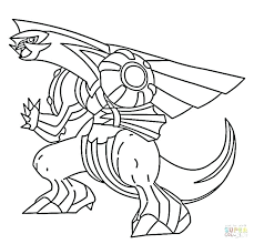 Pokemon Xy Coloring Pages Coloriage Suicune Entei Raikou Legendary Palkia Colouring To Cure Print A Imprimer Page