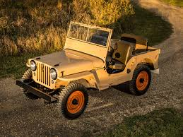 100 Old Jeep Trucks For Sale History Discover Brand History From 1940 To 1949