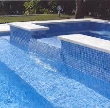 6x6 White Pool Tile by Pool Tile By Tile Thesouvlakihouse Com
